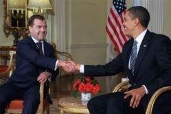 Обама признал независимость Медведева от Путина