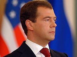 Медведев встретился со спикером конгресса США