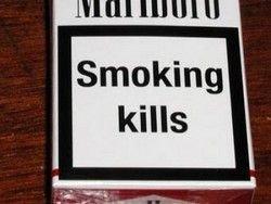 Минздрав предупредит курильщиков по-крупному
