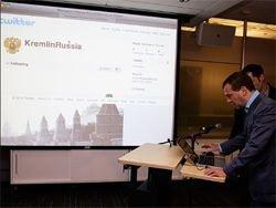 Twitter, люди и МедWедев: Счёт по нулям