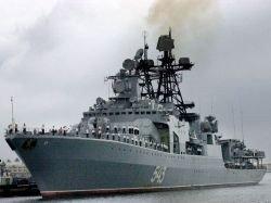 Корабли ТОФ вернулись  после борьбы с пиратами