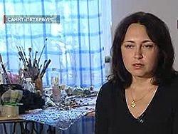 Любимая художница службы протокола президента России