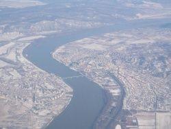Вода в Дунае уже почти достигла критических отметок