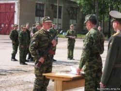 В этом году набора в военные вузы страны не будет