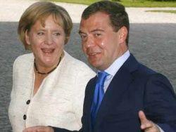 Германия и Россия сближаются