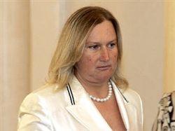 Очередной скандал с женой Лужкова