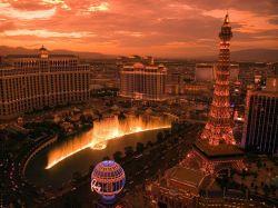 Лас-Вегас вымирает