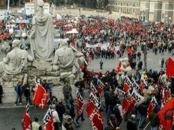 В Италии проходит общенациональная акция протеста