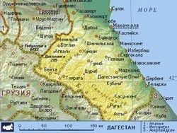 В Дагестане правоохранительные органы ведут бой