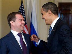 """Обама-Медведев: \""""сердечное согласие\""""?"""