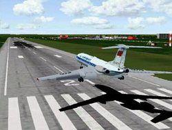 """В аэропорту \""""Борисполь\"""" экстренно сел самолет"""
