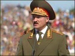 Лукашенко, на войне - как на войне!