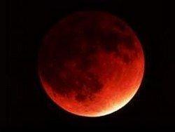 """На Земле началось """"частное лунное затмение"""""""