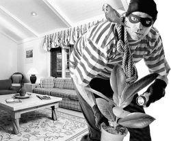 Летом учащаются квартирные кражи