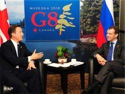 Великобритания и Россия наладят былые отношения