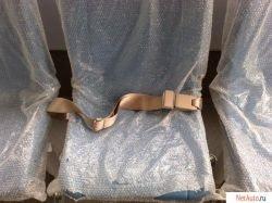 Все  автобусы будут оснащены ремнями безопасности