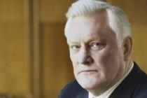 Скончался первый президент Литвы Бразаускас