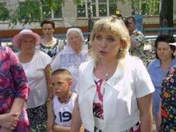 В Ульяновске ученики поддержали голодовку учителей