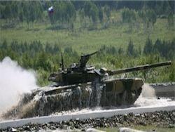 Грузия приобрела основной боевой танк Украины