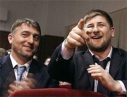 """У \""""правой руки\"""" Кадырова появился поддельный блог"""