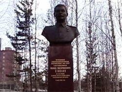 Вслед за Гори памятник Сталину снесён в Ткибули