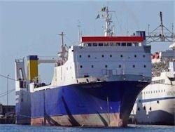 В Индии задержано судно с грузом оружия