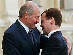 Лукашенко заявил, что с Медведевым проще, чем с Путиным