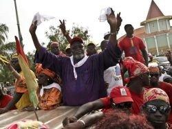 В Гвинее впервые проходят демократические выборы