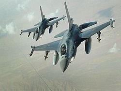 США передали Пакистану три истребителя