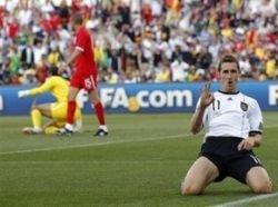 ЧМ-2010: Германия разгромила Англию