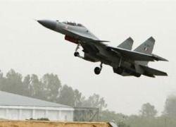 В Индии провели учебные бои Су-30МКИ и F-16