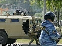 В Дербенте блокирована группа боевиков