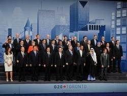 Россия предложила провести саммит G20 2013 года у себя