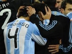 Аргентина вышла в 1/4 финала ЧМ-2010