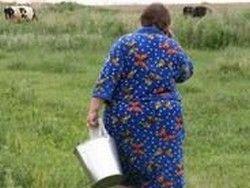 Крестьяне не сдают кровь с молоком России