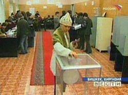 У киргизов украли референдум