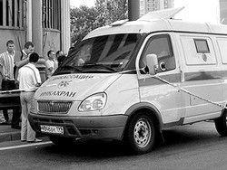 У убитых в Москве инкассаторов похитили пистолет