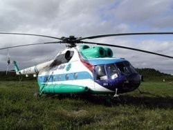 В Хабаровском крае потерпел крушение вертолет Ми-8