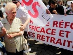День гнева французских пенсионеров
