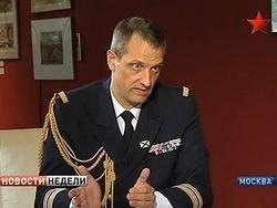 Интервью с военно-морским атташе Франции