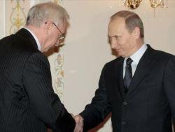 """Путин и Азаров обсудят терминал \""""Одесса-Броды\"""""""