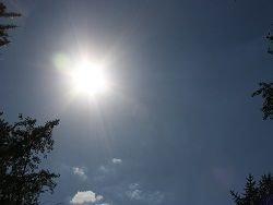 Солнечный свет может вызвать катаракту