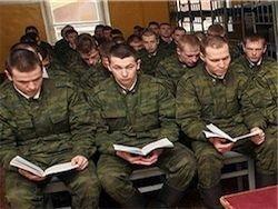 Минобороны РФ откажется от офицеров в пользу сержантов