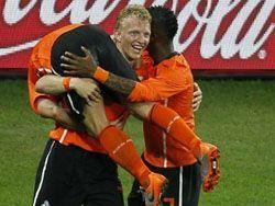 Голландия вышла в 1/4 финала чемпионата мира