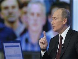 Путин. Десять лет спустя