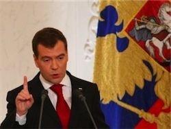 Медведев: Россия продолжит производство новейшего оружия
