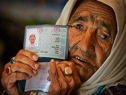 Узбекская долгожительница отпраздновала 130-летие