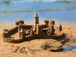 В Италии отдыхающим запретили строить замки из песка