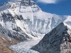 Эверест лишается льда