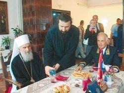 Славяне в Косове брошены в резервации